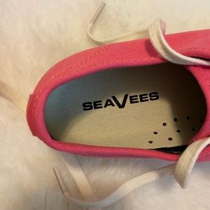 SeaVees Shoes - New SeaVees Pink Monterey Sneakers shoes sz 8